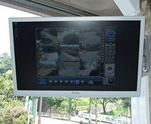 広大な大学キャンパス内のカメラシステムを無線LANで構築1