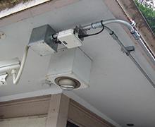 広大な大学キャンパス内のカメラシステムを無線LANで構築2