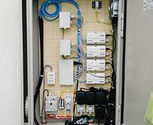 広大な大学キャンパス内のカメラシステムを無線LANで構築6