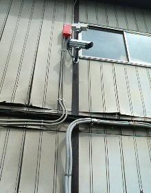 港湾監視カメラを1キロ離れた事務所で無線監視2