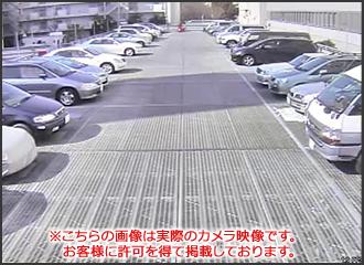 大型マンションの防犯カメラを管理室で集中監視5