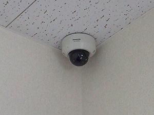 全天候型ハウジング一体赤外線カメラ